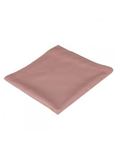 Serviette tissu nude