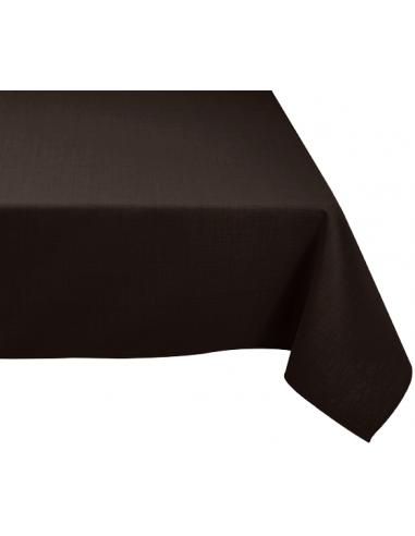 Nappe rectangle noir