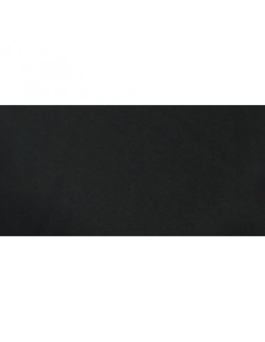 Nappe tissu carrée noir
