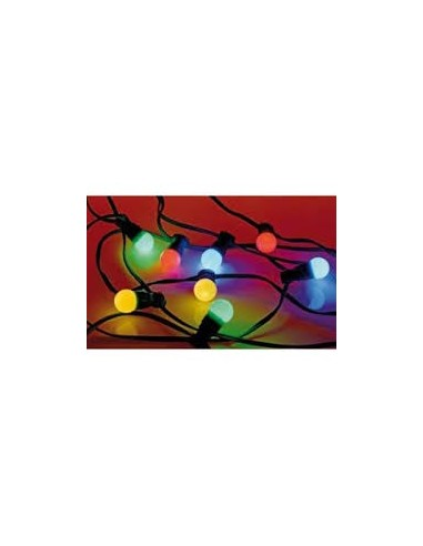 Guirlande guinguette multicolore